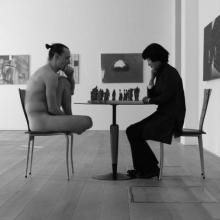 Checkmate Instalation, Photography by Jaka Bregar, 2011