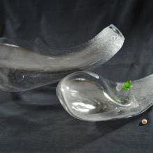 Fossil of water, glass, Photography by Vojko Opaškar, 2013
